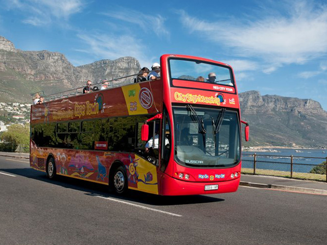 Cape Town's Topless Tours
